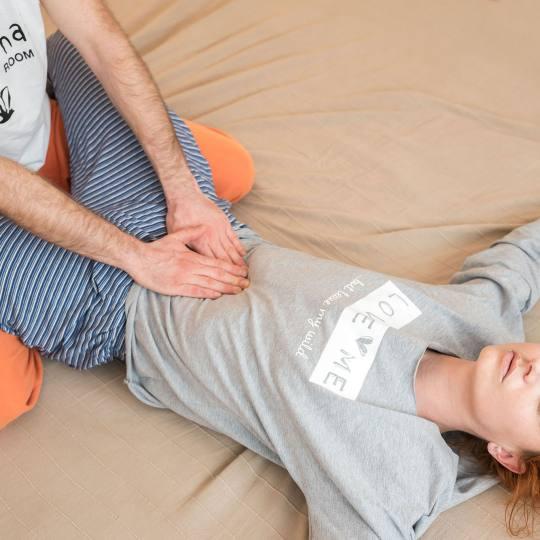 Thai Room #zagreb Masaža za opuštanje Duboka masaža psoasa - 80 minuta