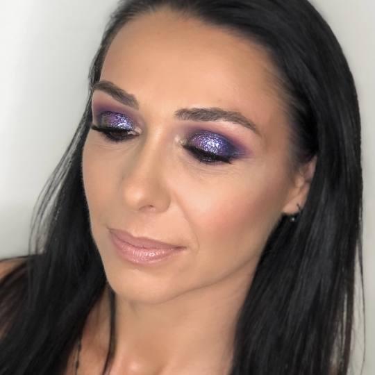 IFD Beauty #split Make-up / šminkanje Profesionalno šminkanje + ugradnja umjetnih trepavica