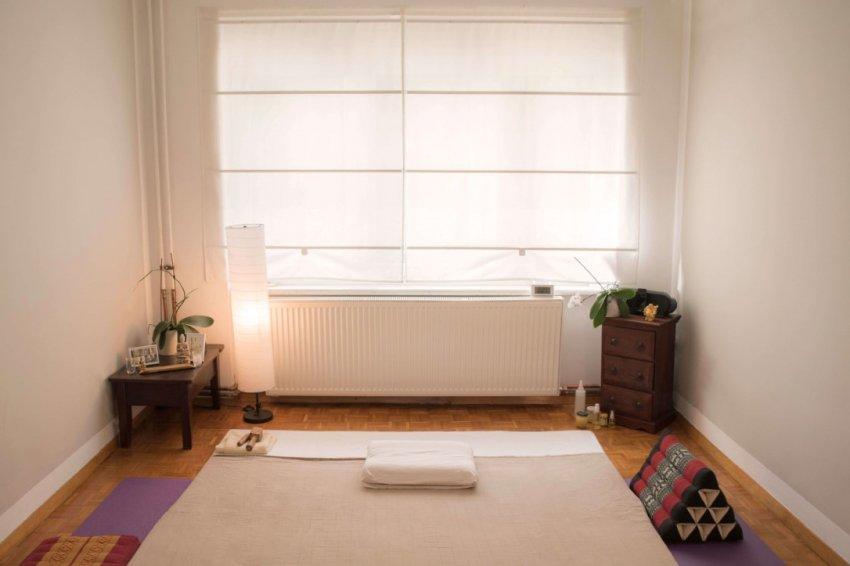 Studio tajlandske masaže Thai Room Zagreb